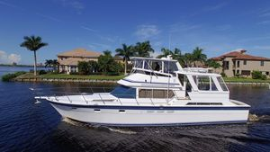 Used Hi-Star Yacht FishermanYacht Fisherman Motor Yacht For Sale