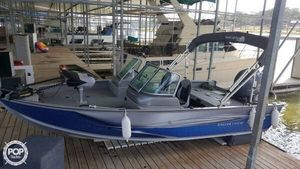 Used G3 Angler 192 SF Aluminum Fishing Boat For Sale