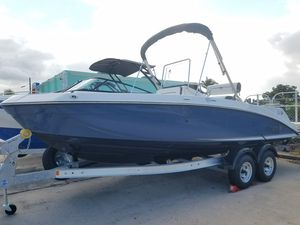 New Yamaha 210 FSH Deluxe210 FSH Deluxe Center Console Fishing Boat For Sale