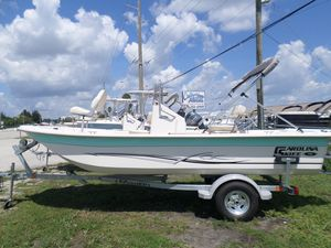 New Carolina Skiff JVX 18JVX 18 Skiff Boat For Sale