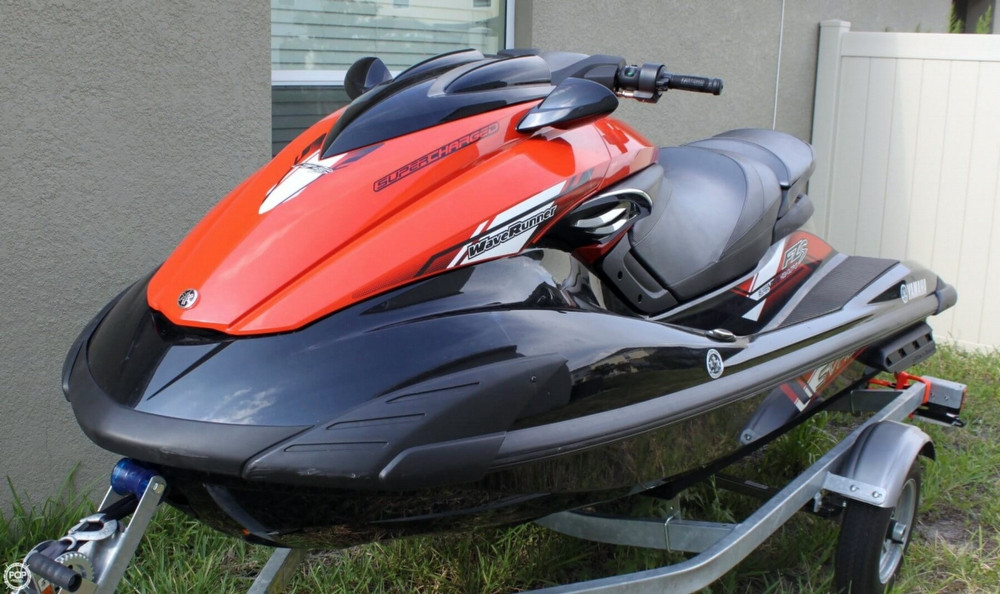 Used Yamaha 11 Waverunner FZS Personal Watercraft For Sale