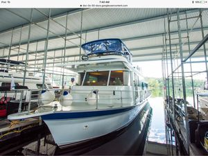 Used Pluckebaum Coastal YachtCoastal Yacht House Boat For Sale
