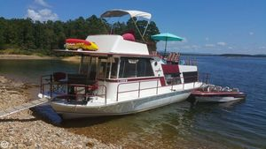 Used Kings Craft 40 House Boat For Sale