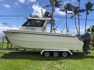 Used Noosa Cat 2400 SportFisher2400 SportFisher Saltwater Fishing Boat For Sale