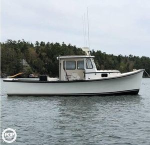 Used Webbers Cove 26 Downeast Fishing Boat For Sale