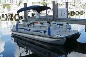 Used Bennington 2250 Super Sport Pontoon Boat For Sale