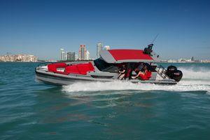 New Axopar Brabus Shadow 800 37STBrabus Shadow 800 37ST Bowrider Boat For Sale