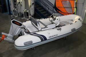 New Highfield CL 360CL 360 Inflatable Boat For Sale