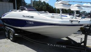 Used Tahoe 195195 Deck Boat For Sale