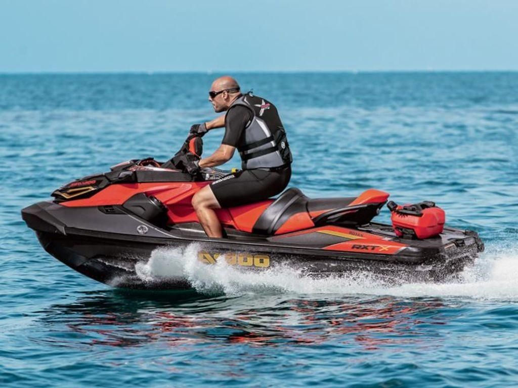 2019 New Sea-Doo RXT-X 300 IBR & Sound System Eclipse Black