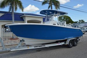 New Cobia 261CC261CC Center Console Fishing Boat For Sale