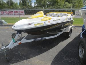Used Sea-Doo Sportster - 15'Sportster - 15' Personal Watercraft For Sale