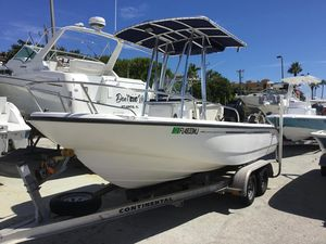 Used Boston Whaler 180 Dauntless180 Dauntless Center Console Fishing Boat For Sale