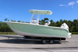New Sea Pro 219 CC219 CC Center Console Fishing Boat For Sale