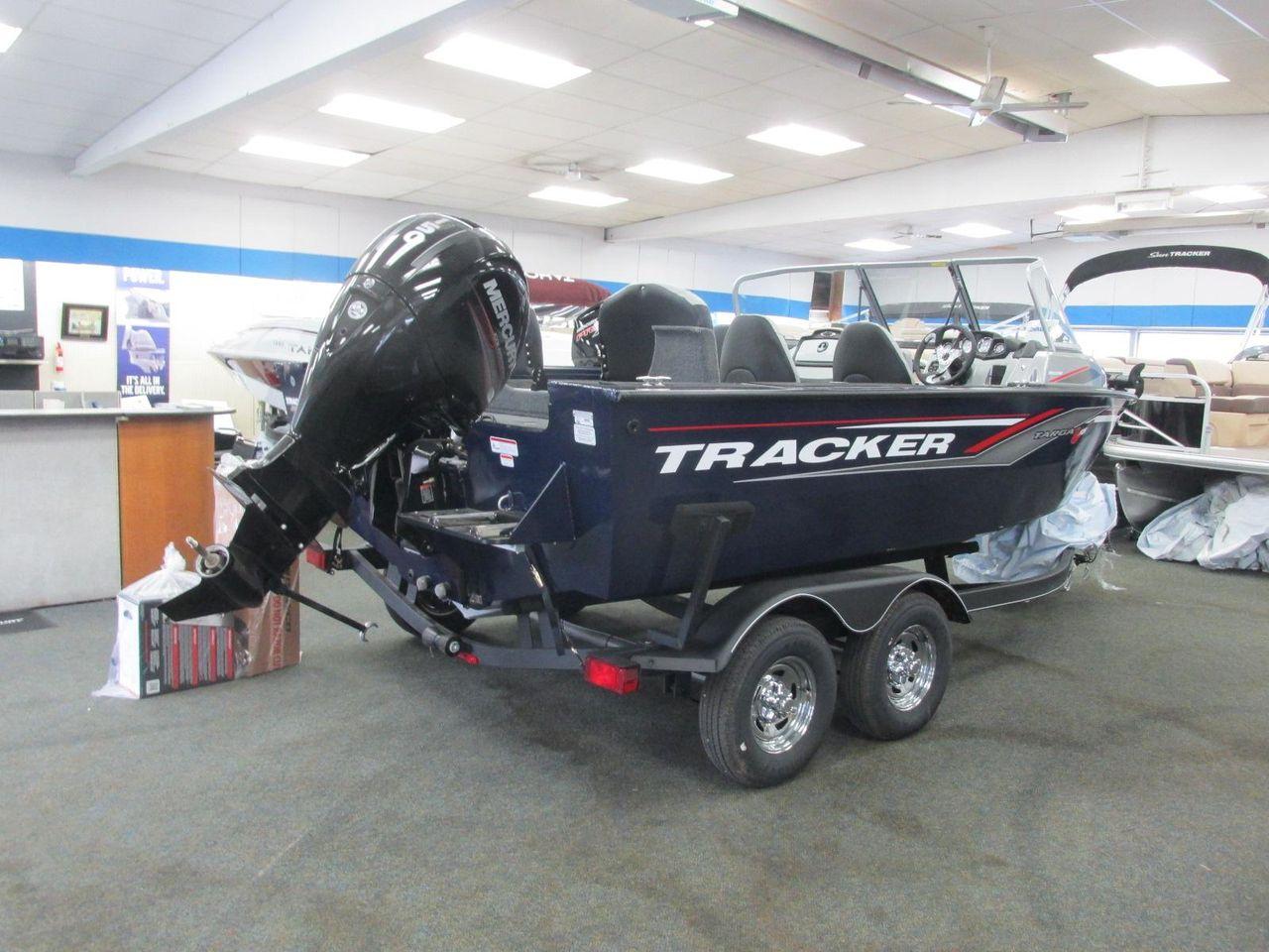 2019 New Tracker Targa V-18 ComboTarga V-18 Combo Aluminum Fishing
