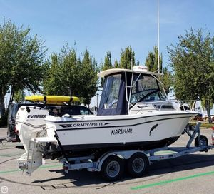 Used Grady-White 208 Adventure Walkaround Fishing Boat For Sale