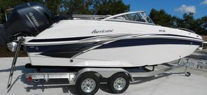 New Hurricane SD 191SD 191 Deck Boat For Sale