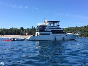 Used Hyatt 47 CPMY Aft Cabin Boat For Sale