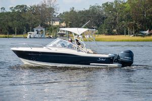 Used Scout 245 Dorado245 Dorado Saltwater Fishing Boat For Sale