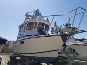 Used Farallon 25 Saltwater Fishing Boat For Sale