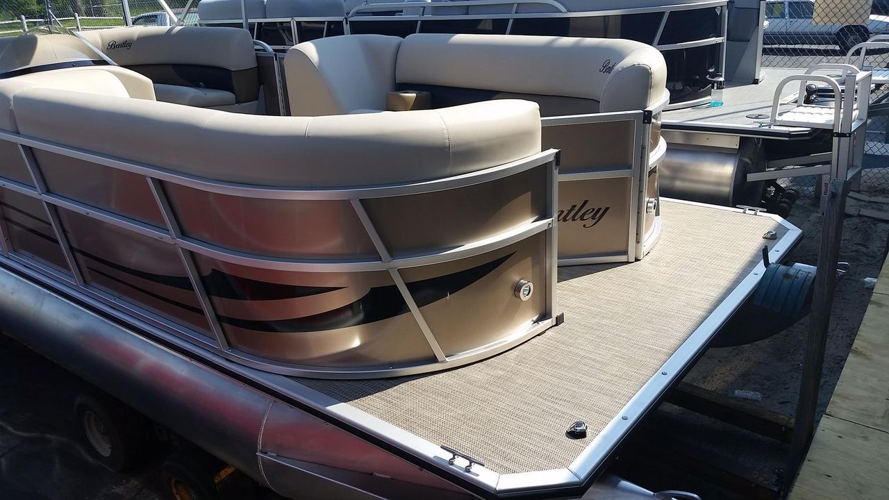 2019 New Bentley Pontoons 200 Cruise Pontoon Boat For Sale