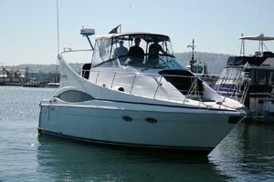 Used Carver 35 Mariner Cruiser Boat For Sale