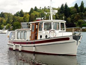 Used Nordic Tugs 32 Pilothouse Boat For Sale