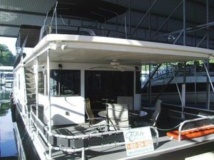 Used Stardust Cruisers 16 X 75 Houseboat House Boat For Sale