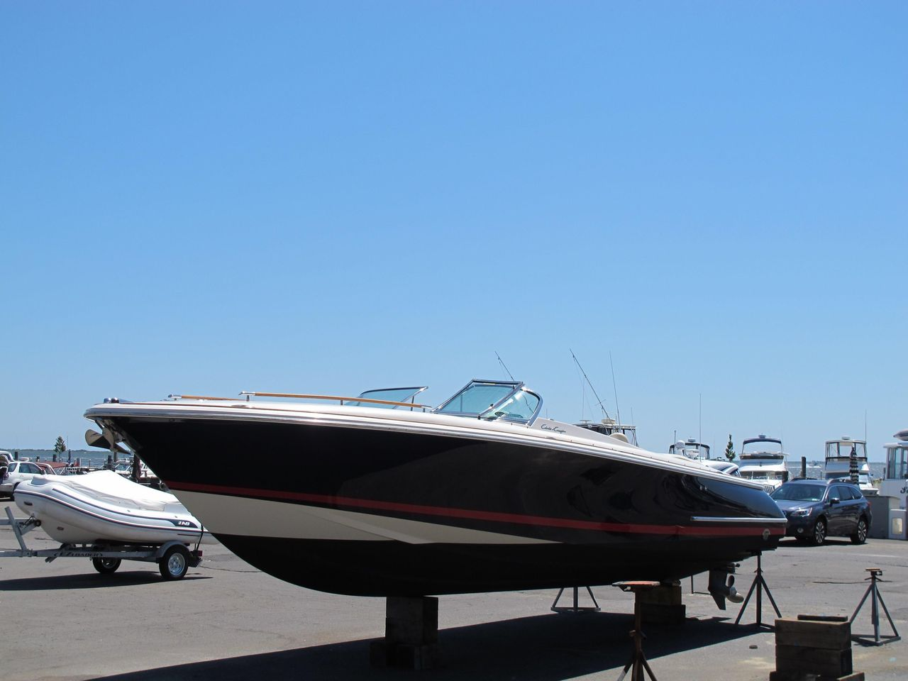 2006 Used Chris-Craft Corsair 28 High Performance Boat For