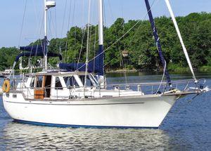 Used Nauticat 36 Motorsailer Sailboat For Sale