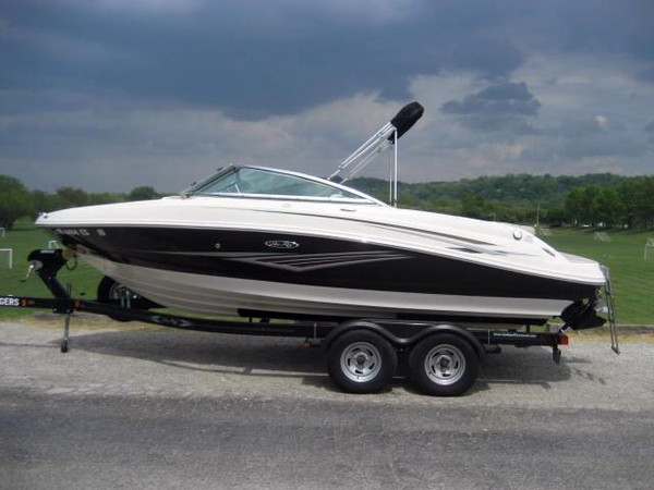 Used Sea Ray 210 Select Bowrider Boat For Sale