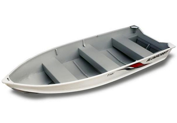 Used Alumacraft T14V 11474 Utility Boat For Sale