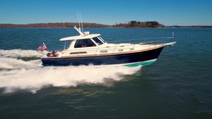 Used Sabre 42 Hard Top Express Downeast Fishing Boat For Sale