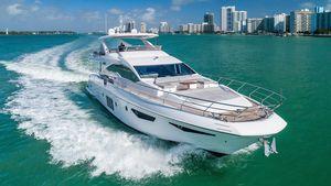 Used Azimut 80 Flybridge Motor Yacht For Sale