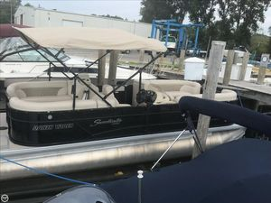 Used Sweetwater 2286 SB/TT Pontoon Boat For Sale