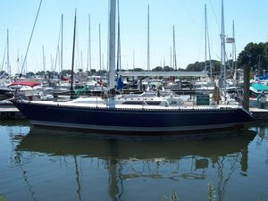 Used C&c - AC 41 Cruiser Sailboat For Sale