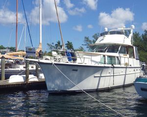 Used Hatteras Yachtfish Motor Yacht For Sale