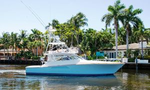 Used Viking Open Fisherman Sports Fishing Boat For Sale