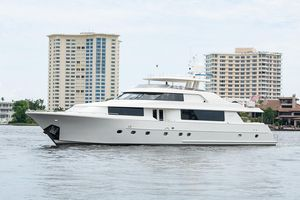 New Westport 112 Motor Yacht For Sale
