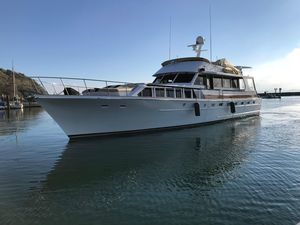 Used Monk Mcqueen 72 CPMY Motor Yacht For Sale