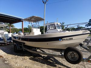 Used C-Dory 22 Center Console Center Console Fishing Boat For Sale
