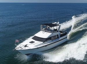 Used Ocean Alexander 390 Sundeck Trawler Boat For Sale