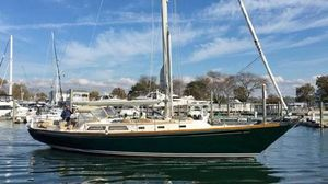 Used Alden 50 Cruiser Sailboat For Sale