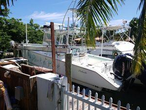 Used Palmetto 33 Aventure Center Console Fishing Boat For Sale