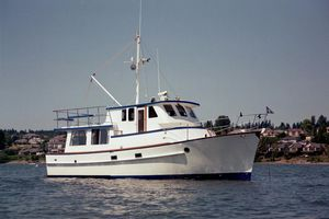 Used Bluewater Pilothouse Trawler Pilothouse Boat For Sale