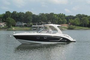 Used Chaparral 327 SSX Cuddy Cabin Boat For Sale