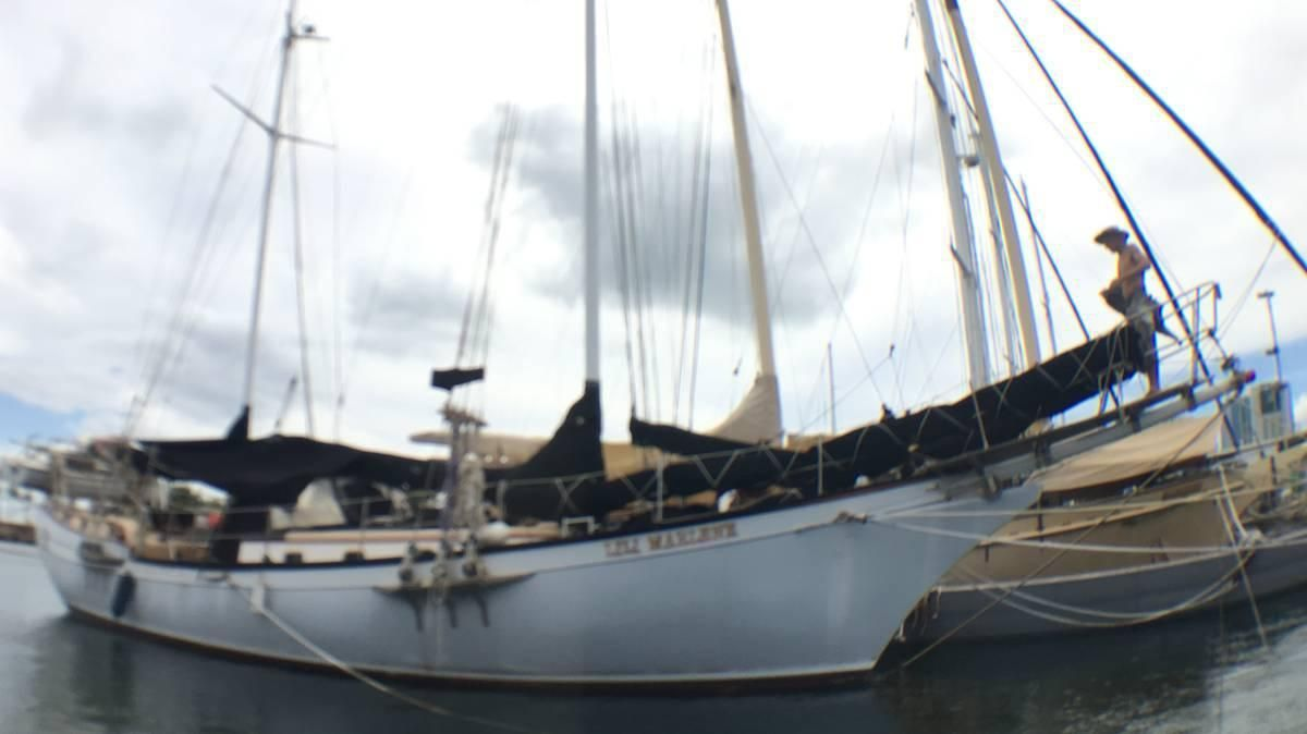 1981 Used Custom Ketch Rig Ketch Sailboat For Sale - $95,000