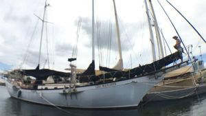 Used Custom Ketch Rig Ketch Sailboat For Sale
