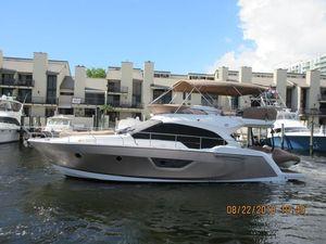 Used Sessa 45 Flybridge Motor Yacht For Sale