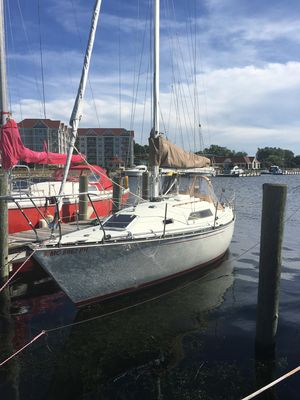 Used C&c 29 II Cruiser Sailboat For Sale